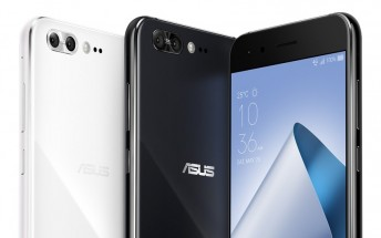 Newly-announced Asus ZenFone 4 and ZenFone 4 Selfie Pro getting updates