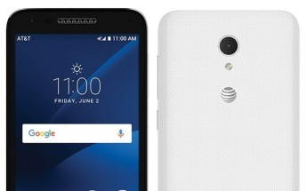 Alcatel Cameo X for AT&T pops up on Twitter