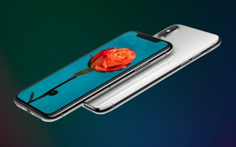 Apple lowers iPhone X component orders