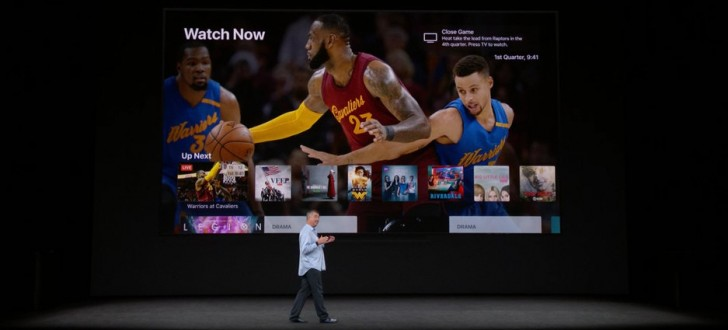 New Apple TV 4K adds UHD and HDR support - GSMArena com news