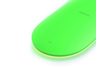 A Nokia wireless charger with NFC