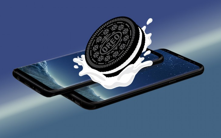 Samsung launches Android 8.0 Oreo beta program for the Galaxy S8