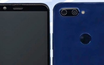 Gionee S11 pops-up on TENAA with a 6-inch, 18:9 FullVision AMOLED display