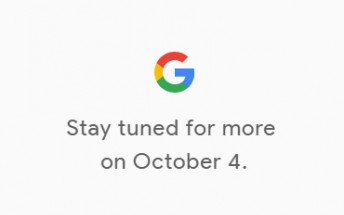 Google confirms October 4 event for unveiling of next-gen Pixel smartphones