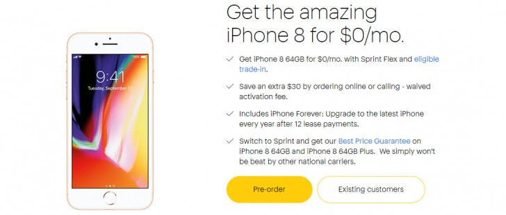 Sprint Strikes Back with Improved Phone Trade-in Program.