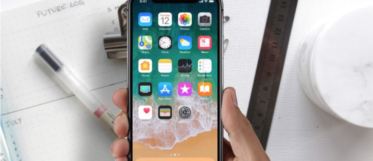 iphone screen ratio apple iphone x screen to ratio compared gsmarena 4451