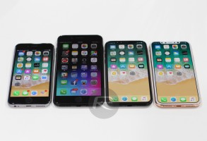 iPhone 6S, 7 Plus and iPhone 8