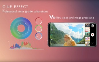 LG highlights key bits of the V30 UX on video: AOD, camera, Game Tools