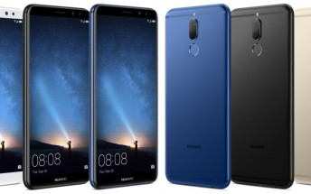 Quad-camera Huawei Maimang 6 to be sold outside China as Mate 10 Lite, not G10