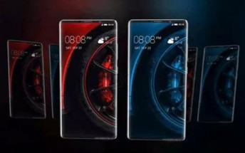 Huawei Mate 10 Pro renders show the bezel-less front, the Leica dual cam on the back