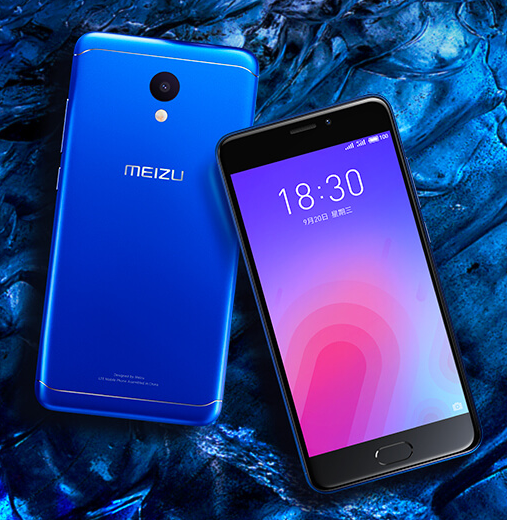 Meizu M6 arrives with octa-core CPU, 5 2-inch display