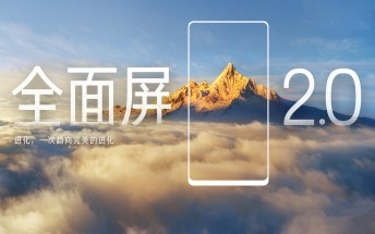 Xiaomi CEO says Mi Mix 2 has entered mass production, shares retail box photos