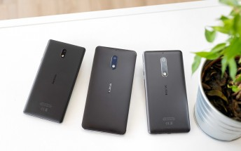 New Nokia phones (TA-1062 and TA-1077) get certified in China