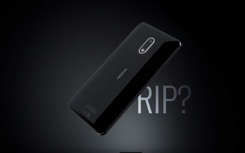 Was the Nokia 6 Arte Black canceled?