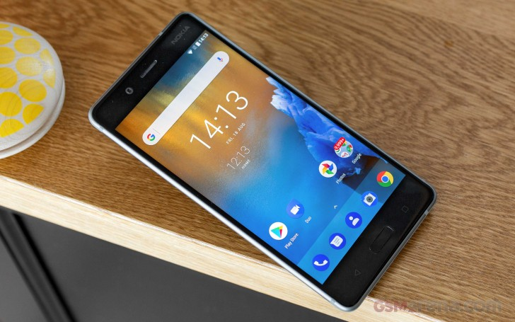 nokia 8 uk. clove offers all four colors of the nokia 8 for £499. tempered blue variant can be purchased, but device will get to its new owners next week uk n