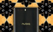 TENAA reveals the specs of ZTE nubia NX589J