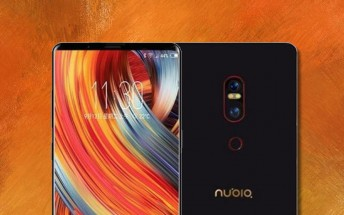 ZTE nubia NX595J promises to be a 5.73