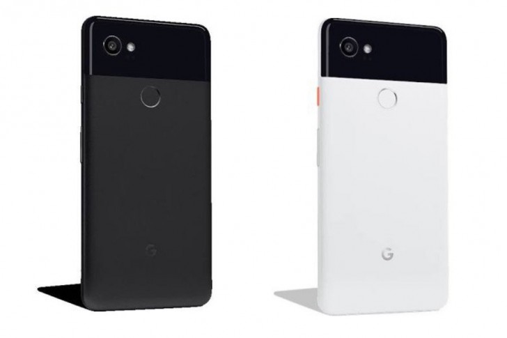 buy online c144e f25bb Google Pixel 2 and Pixel 2 XL leak in many colors, have prices ...