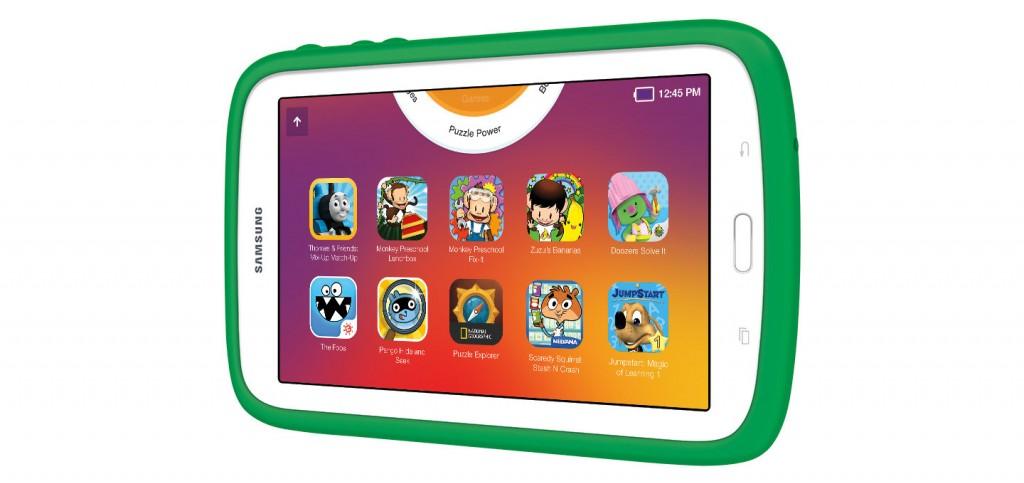Samsung creates a kid-friendly tablet for the Lego Ninjago movie