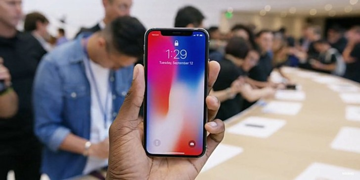 Apple iPhone X production cost estimated at $412.75