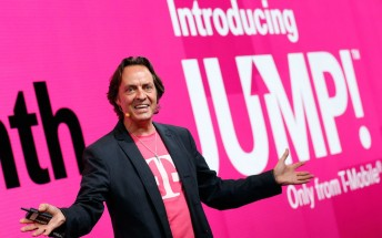 T-Mobile will raise its monthly soft-cap to 50GB