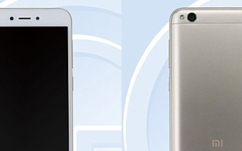 Xiaomi MCT3B clears TENAA with 13MP camera, Android 7.1.2 OS