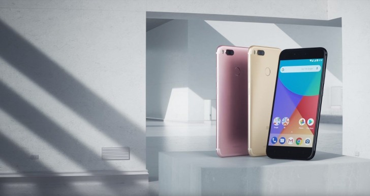 Watch the first Xiaomi Mi A1 product video