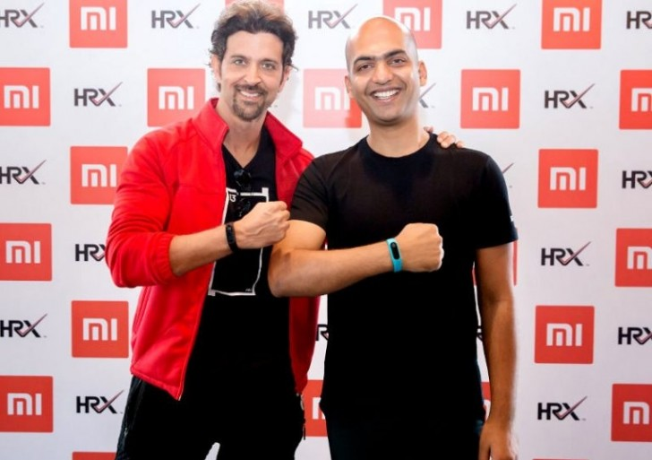Xiaomi Mi Band HRX Edition launched