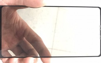 Xiaomi Mi Mix 2 front panel leaks