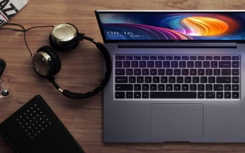 Xiaomi Mi Notebook Pro packs quad-core Intel Core i7 in a light magnesium body