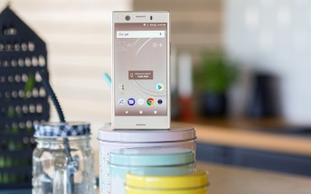 Sony Xperia XZ1 Compact goes on pre-order in the US, out on October 4