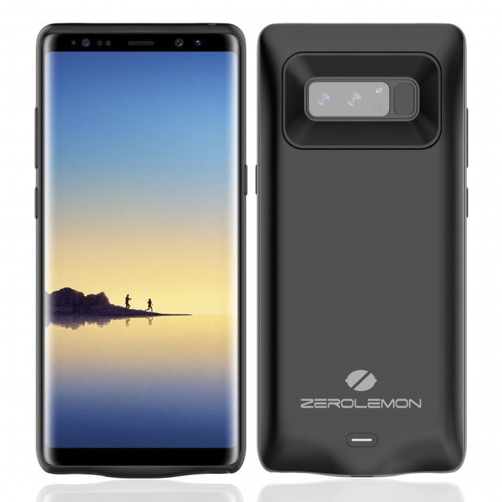 info for ec842 504d3 ZeroLemon's new 5500mAh battery case is a snug fit for the Samsung ...