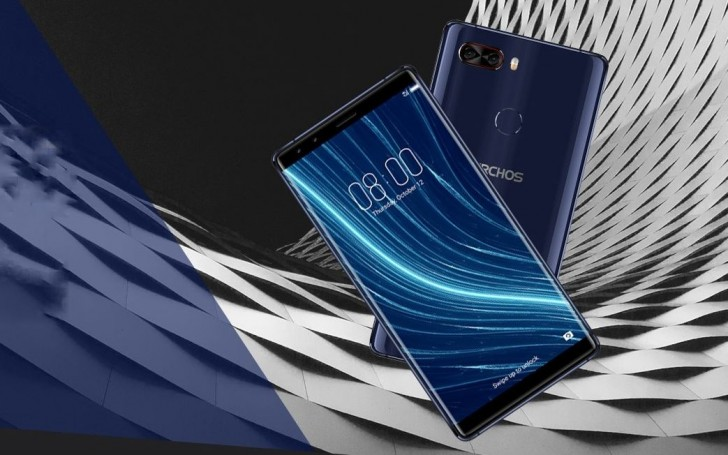 Archos launches the Diamond Omega with bezel-less 18:9 screen