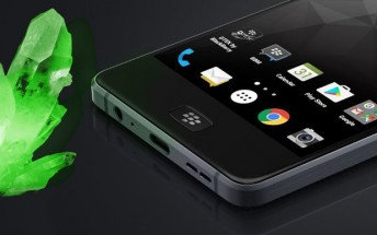BlackBerry Motion image leaks