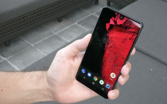 New update brings fingerprint bug fix for Essential Phone