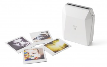 Fujifilm launches a square format printer for your smartphone