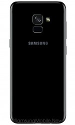 Samsung Galaxy A (2018) - single cam on the back, better fingerprint reader positioning