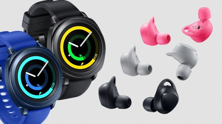 Samsung Gear Sport, IconX Earbuds (2018) Up for Pre-Order Starting Tomorrow