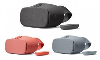 New Daydream VR headset