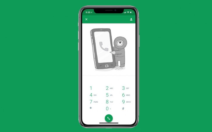 google hangout iphone hangouts now optimized for iphone x gsmarena news 10727