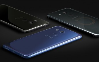 HTC enters the bezel-less race with the U11+