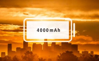 Huawei teases 4,000mAh battery for the Mate 10