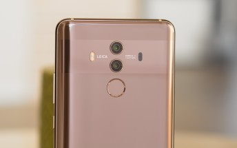 Huawei Mate 10 Pro scores 97 on DxO test
