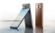 Huawei Mate 10 Pro and Porsche Design debut
