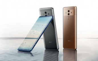 Huawei Mate 10 Pro and Porsche Design unveiled with 6