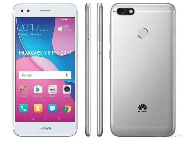 huawei y6 2017. you can get the huawei y6 pro (2017) right now - it comes in black, silver and gold. 2017