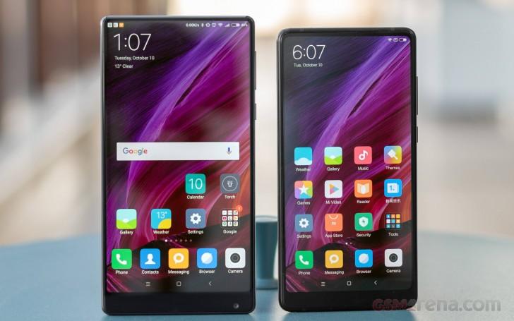 Xiaomi Mi Mix 2 First Impressions