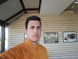 Main camera selfie sample