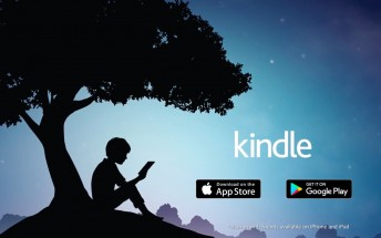 Amazon redesigns Kindle app for iOS and Android