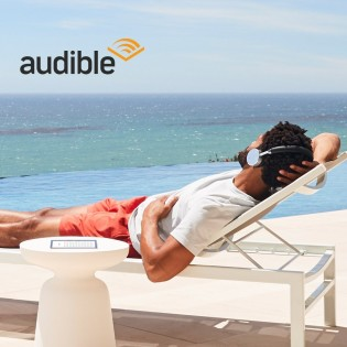 Kindle Oasis 2nd gen: Audible support